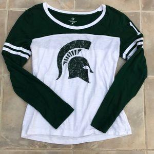 Michigan State long sleeve t-shirt
